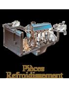 Pièces détachées circuit refroidissement pour Renault Goélette