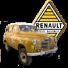 Pièces détachées pour véhicule Renault d'époque