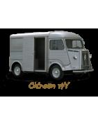 Citroën HY - Type H et HW