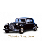 Spare parts for Citroen Traction 7 - 11cv and 15cv