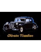 Pièces détachée pour Citroen Traction 7 - 11cv et 15cv