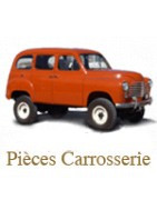 Carrosserie Colorale Prairie, Fourgon, Pick-up, 4x4, Taxi