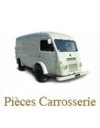 Pièces détachées externes carrosserie pour Renault Goélette