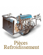 Simca 5 cooling system spare parts