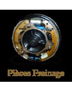 système de freinage Simca Chambord, Beaulieu, Présidence, break Marly