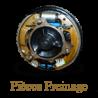 Spare parts for Peugeot 203 brake system