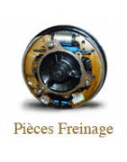 Pièces détachées pour système de freinage Peugeot 403, berline...