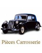 Pièces détachées carrosserie pour Citroën Traction 7 11cv et 15cv