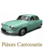 Bodywork spare parts for Panhard PL17