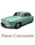 Pièces détachées carrosserie pour Panhard PL17