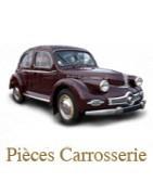 Pièces détachées carrosserie pour Panhard Dyna X86