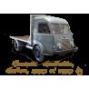 Pièces détachées pour Renault Galion 2T5 de collection