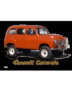 Pièces détachée pour Renault Colorale Prairie, Fourgon, Pick-up, 4x4,