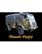 Renault R2087 Ambulance, Torpedo