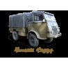 Pièces détachées Renault R2087 Ambulance, Torpedo