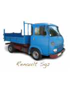 Spare parts for Renault Saviem SG2 collection