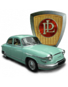 Spare parts for old Panhard cars