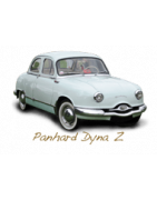 Spare parts for Panhard Dyna Z
