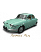 Spare parts for Panhard PL17