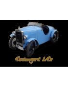 Pièces détachées pour ROSENGART LR2 de collection