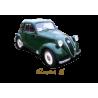 Pièces détachées Simca 5 de collection