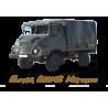 Pièces détachées camion Simca Sumb Marmon de collection