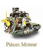 Pièces détachées moteur pour Peugeot D3 D4
