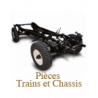 Peugeot D3 D4 spare parts Trains and chassis