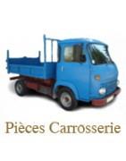 Pièces détachées carrosserie pour Renault Saviem SG2