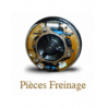 Brake spare parts for Simca 1000