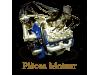 Pièces détachées moteur pour Renault 4cv