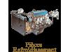 Pièces détachées circuit refroidissement 4cv