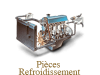 Dauphine cooling system spare parts, Floride