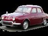 Pièces détachée externes carrosserie pour Renault Dauphine, Floride