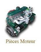 Pièces détachée moteur pour Renault Frégate