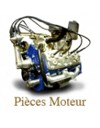Spare parts for Simca 9 Aronde P60 engine