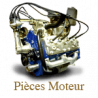 Pièces détachées pour moteur Simca 9 Aronde P60