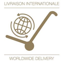 livraison internationale
